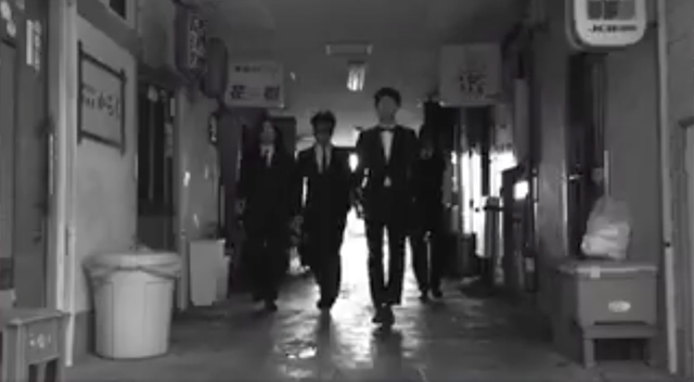 NOWB デビュー PV 吉祥寺 中武億人メジャーバンド 新宮乙矢 菅原貴志 高木祐俊