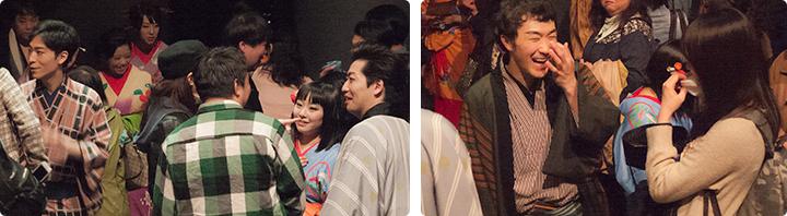 野郎歌舞伎・墨堤桜:無事千穐楽を迎えました!