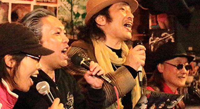 オトナの秘密会議:池ノ上ト~クを開催しました!(秋山登志夫さん・SEIGOさん)
