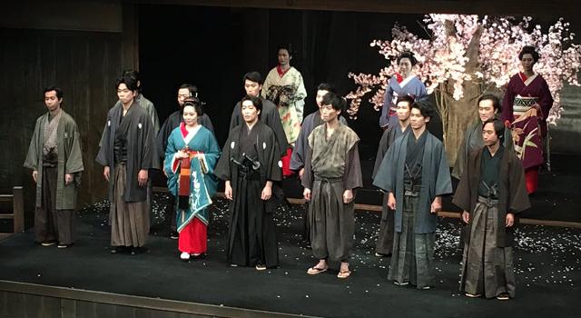 『岡田以蔵 』Bキャスゲネプロ観劇!!