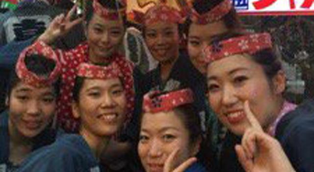 吉祥寺秋祭りに参加しました!