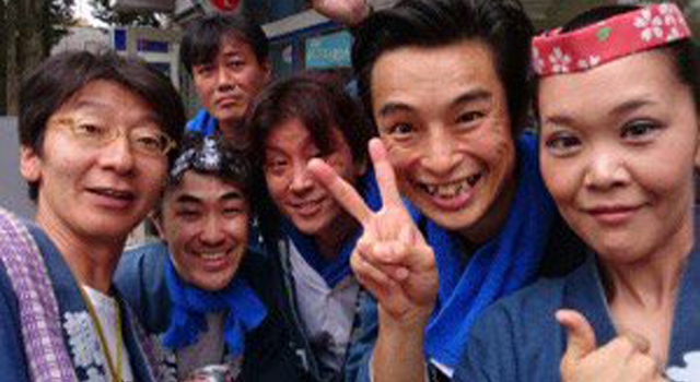 吉祥寺祭り!!