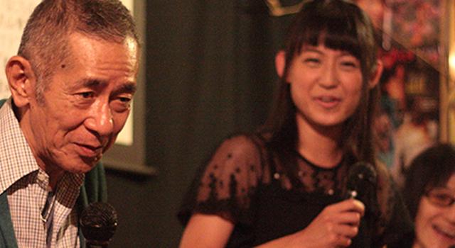 オトナの秘密会議:池ノ上ト~クを開催しました!(大山貴世さん)