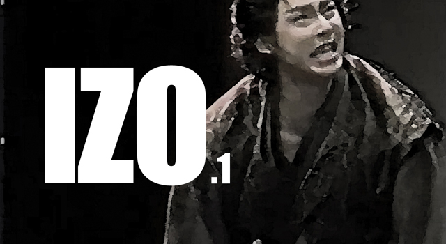 【岡田以蔵】IZO.1