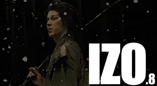 【岡田以蔵】IZO.8