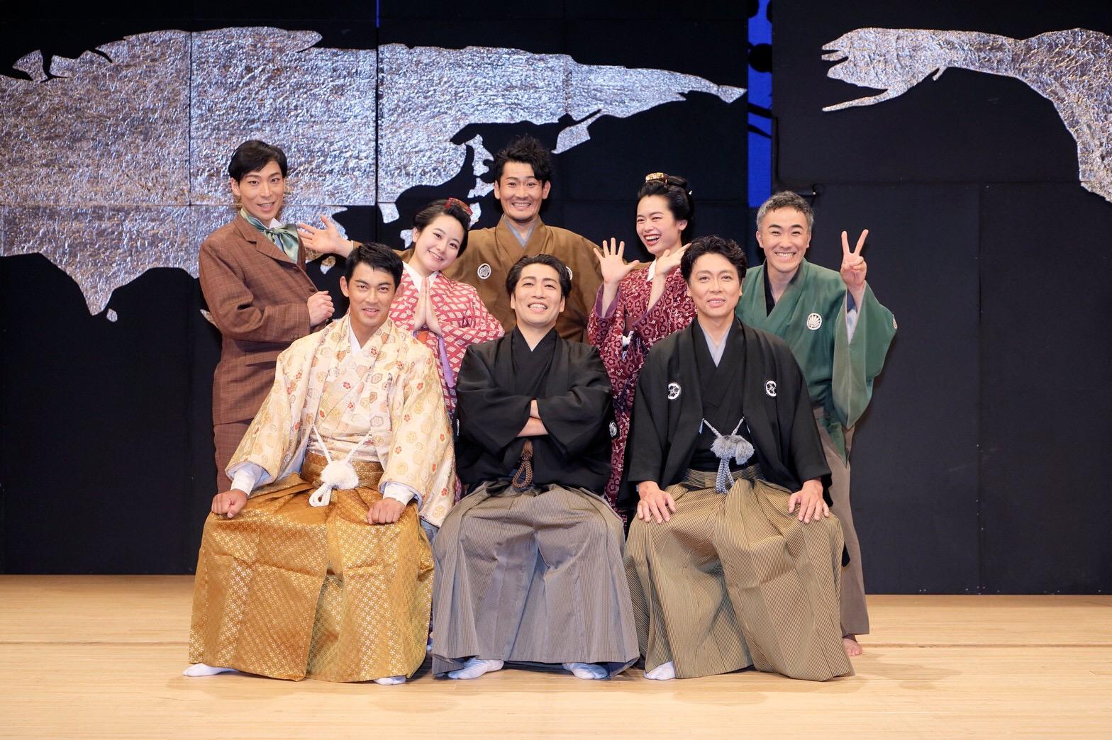 横浜 関内ホールにて「小栗忠順」を公演!
